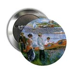 "Renoir Painting: Art & Beauty 2.25"" Button (10 pac"