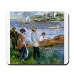 Renoir Painting: Art & Beauty Mousepad