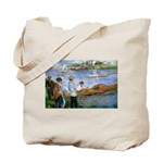 Renoir Painting: Art & Beauty Tote Bag