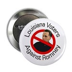 Louisiana Voters Against Mitt Romney