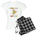 Bee Pediatric Nurse Women's Light Pajamas