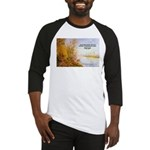 Alfred Sisley Nature Quote Baseball Jersey