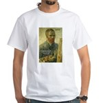 Vincent Van Gogh Quote White T-Shirt