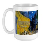 Vincent Van Gogh Color Art Large Mug