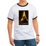 Art Architecture Eiffel Tower Ringer T