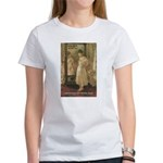Aesop Quote Psyche Painting Women's T-Shirt
