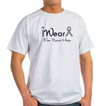 Personalize Diabetes Light T-Shirt