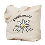 Daisy Bridesmaid Tote Bag