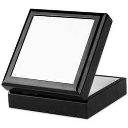 Keepsake Box - Black