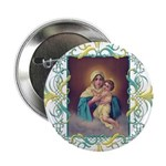 "MTA - Our Lady of Schoenstatt 2.25"" Button (10 pac"