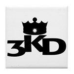 3 Kings Day Tile Coaster