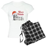 Buon Natale Roma Women's Light Pajamas