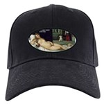 Freud Erotic Quote and Titian Black Cap
