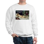 Freud Erotic Quote and Titian Sweatshirt