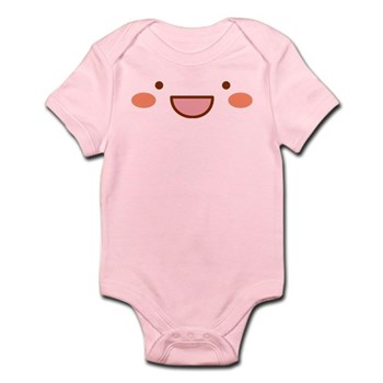 Mayopy Face Baby Bodysuit