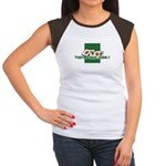 Video Poker Women's Cap Sleeve T-Shirt