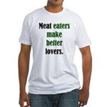 Meat Lovers Fitted T-Shirt