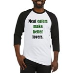 Meat Lovers Baseball Jersey