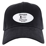 Compliance Officer Black Cap