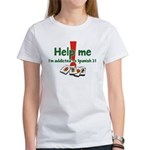 Spanish 21 Women's T-Shirt
