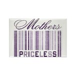 Priceless Mothers Rectangle Magnet