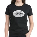RESCUE Women's Dark T-Shirt