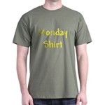 My Only Monday Green T-Shirt