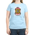 Wichita Police Women's Pink T-Shirt