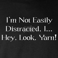 Distracted By Yarn T