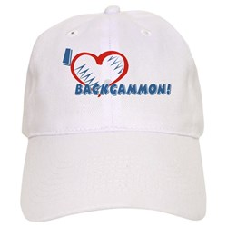 Backgammon Cap