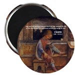 "Cicero: God Nature 2.25"" Magnet (10 pack)"