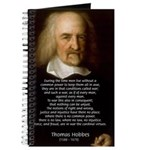 Thomas Hobbes: War Journal