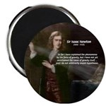 Sir Isaac Newton: Gravity Magnet