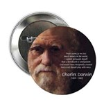 Charles Darwin: God Creation Button