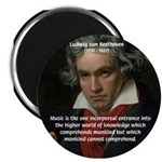 Classical Music: Beethoven Magnet