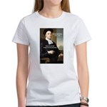 Philosopher: George Berkeley Women's T-Shirt