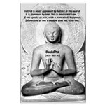 Buddhism Philosophy of Love Large Poster