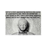 Buddhism Philosophy of Love Rectangle Magnet (10 p