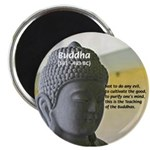 Eastern Philosophy: Buddha Magnet