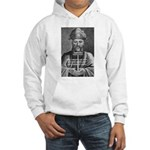 Eastern Wisdom: Confucius Hooded Sweatshirt