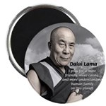 "The 14th Dalai Lama 2.25"" Magnet (10 pack)"