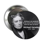 "Michael Faraday 2.25"" Button (10 pack)"