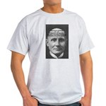 Philosopher: Alfred Whitehead Ash Grey T-Shirt