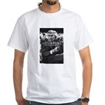 Bertrand Russell Philosophy White T-Shirt