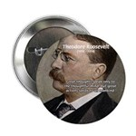 "President Theodore Roosevelt 2.25"" Button (100 pac"
