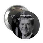Humour of Ronald Reagan Button