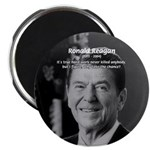 Humour of Ronald Reagan Magnet