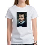 Writer Edgar Allan Poe Women's T-Shirt