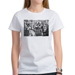 God Unity of All: Leibniz Women's T-Shirt