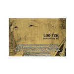 Law of Nature: Lao Tzu Rectangle Magnet (100 pack)